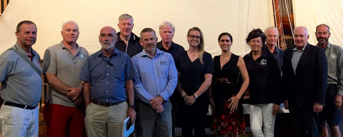 TANZ Conference Delegates April 2018